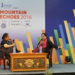 Vasundhara Raje praises Bhutan's Gross National Happiness Index at Mountain Echoes Literary Festival