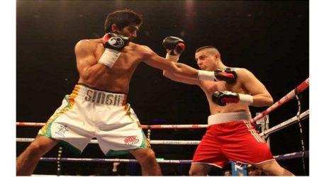 Vijender Singh Boxing
