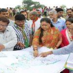 Surprise Visit of Vasundhara Raje to Dungarpur: Aapka Zila, Aapki Sarkar