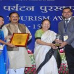 Madhya Pradesh and Kerala brags maximum awards at the National Tourism Awards