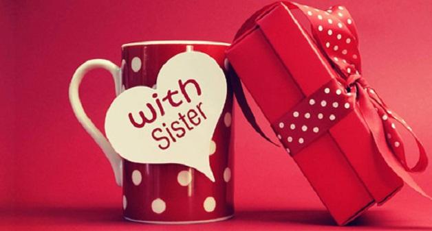 raksha bandhan gifts for sisters