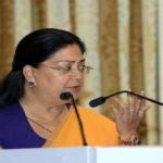 """More Country-specific Zones to developed in Rajasthan""- Vasundhara Raje"