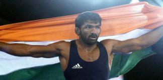 yogeshwar dutt silver - London olympic winner