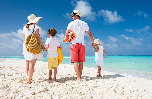 6. Make Travel Plans With Your Family