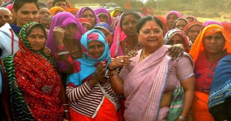 Change Comes from within the Society: Women in Rajasthan turn Vigilantes to power a Change in Bithur
