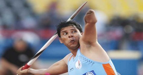 Devendra Jhajharia to be awarded Rs 75 lakhs