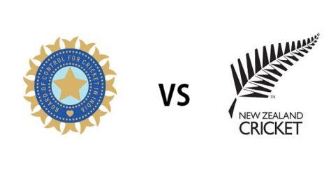 India vs newzealand