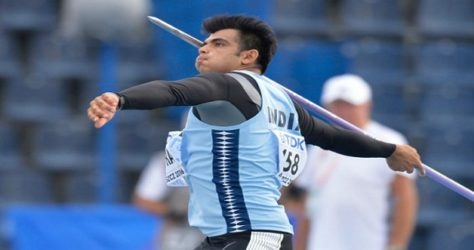 Neeraj Chopra, India's first athletics world champion