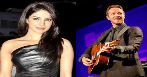 Priyanka Chopra Chris Martin