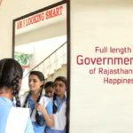 Full length Mirrors in Government Schools of Rajasthan to Increase Happiness Index