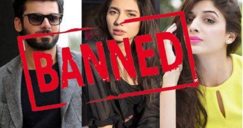 Major Gaurav Arya's Banned Pakistan Actors