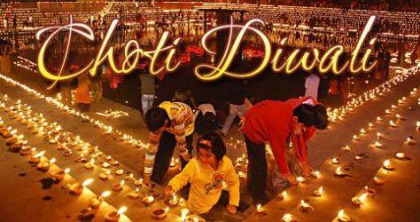 How Chhoti Deepawali Is Celebrated All Over India