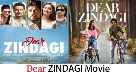 Dear Zindagi First look poster 2