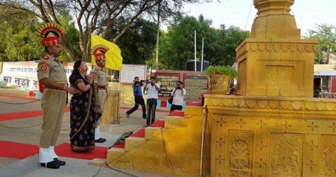 Vasundhara raje Tanot Mata Temple