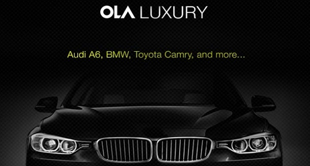 Ola BMW partners