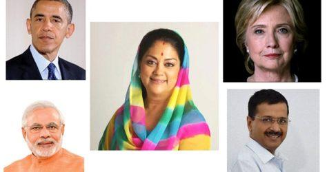 Vasundhara Raje 6 million followers on facebook