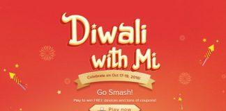Xiaomi Diwali Sale Mega Best Diwali
