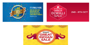 big billion sale festive Diwali Sale