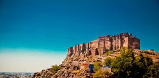 Travel goals Jodhpur mehrangarh fort