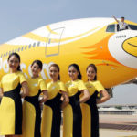 Raje's Efforts Show Colours – Singapore's Scoot lands in Jaipur!