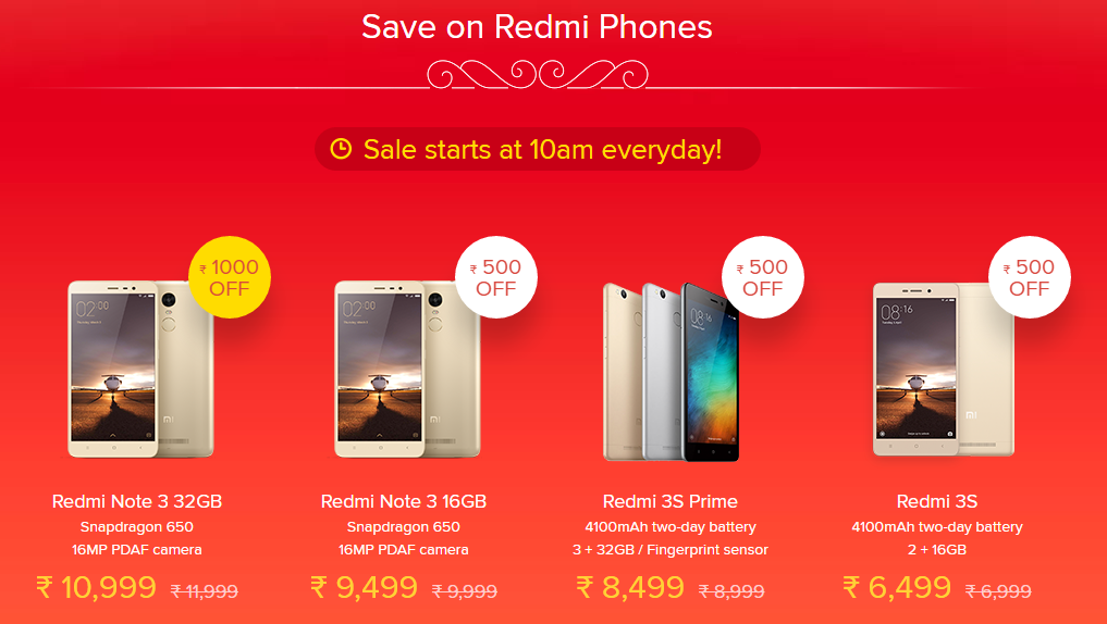 sale on phones