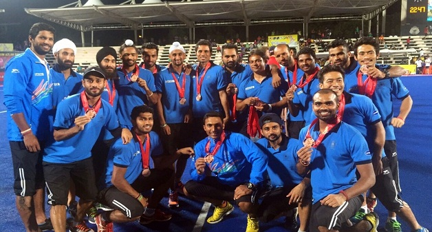 Asia Cup under 18 mens hockey team