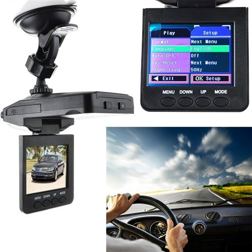 ABLEGRID HD Video Recorder Dash Cam