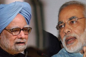 For First Time in Indian History, ex-PM Manmohan Speaks and PM Modi is Silent