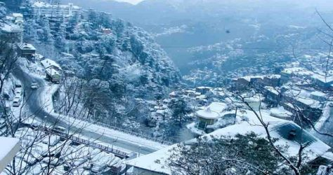 Simla - Weekend Road Trip from Delhi