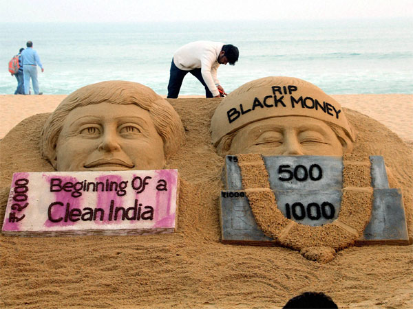 It's Time to Create a Clean India, Devoid of Black Money
