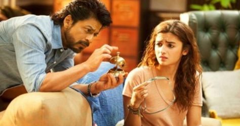 Multi-emotions provoking movie 'Dear Zindagi' released : A must watch!