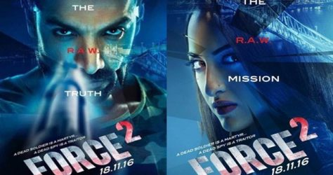 Force 2 Official poster