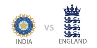 England Tour india VS England Series
