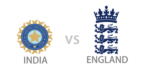 England Tour india VS England Series
