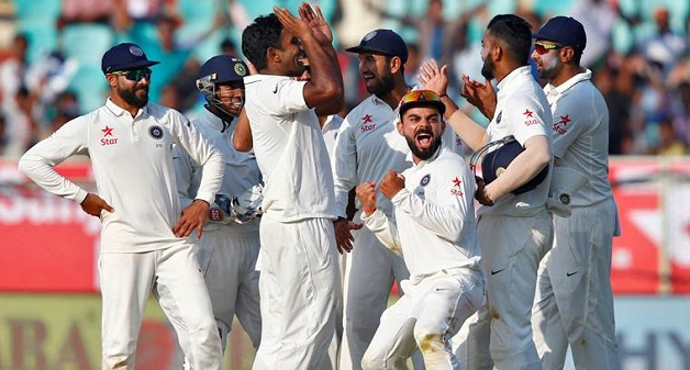 Cricket - India v England - Second Test cricket match