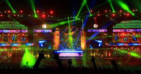 Sunburn goa 2016