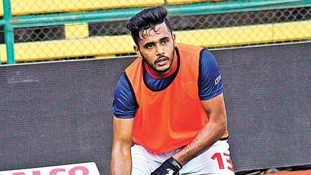 Harman is at the best of his game. Indians have high hopes pinned on to him.