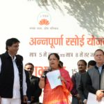 CM Raje Rolls Out Annapurna Rasoi Yojana to Serve Inexpensive, Good-Quality Food in Rajasthan