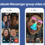 Facebook Messenger Gets its First Split-Screen Group Video Chat Feature