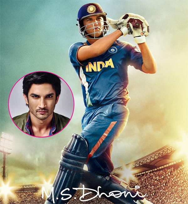 Sushant was by far the most brilliant actor of this year in Dhoni's biopic.
