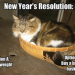 Social Media Users Came up with 10 Funniest New Year Resolutions This Year