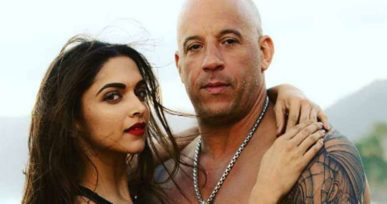Deepika :'xXx: The Return of Xander Cage' will release in India first; fans going gaga