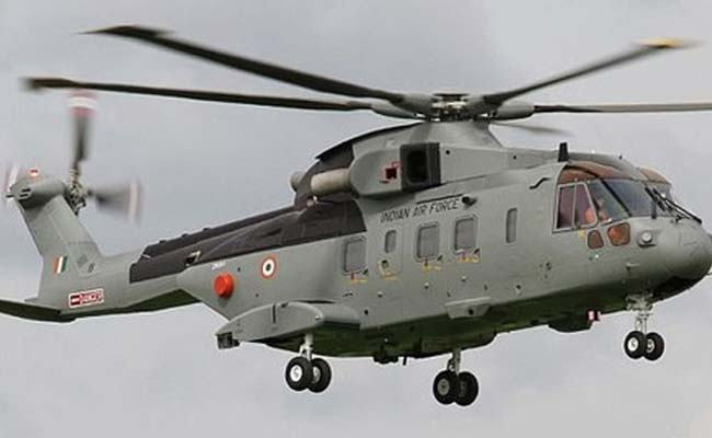 The government wanted to replace older Mi-8 helicopters with new AgustaWestland choppers