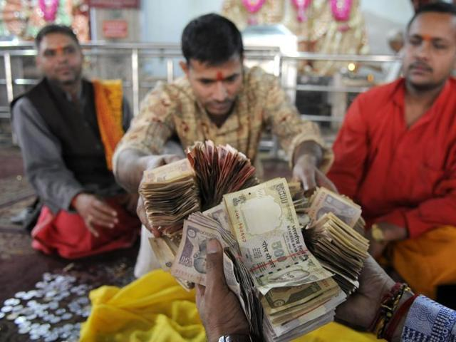 Demonetisation Brought Plethora of Donations in Religious Places of Rajasthan