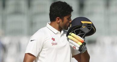 Karun Nair Conformed To Exclusive 300 Score Club Becoming Second Indian Test Triple Centurion