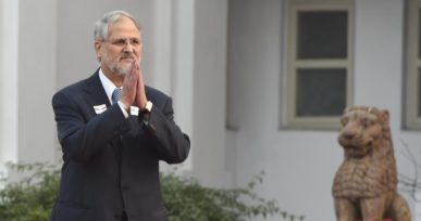 Delhi Lieutenant Governor Najeeb Jung Resigns from the Office Today