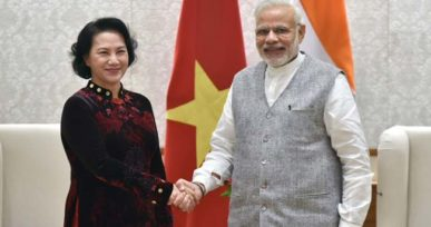 India and Vietnam join hands; Four Agreements including a Nuke pact signed.