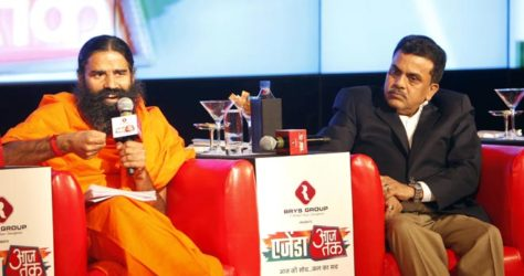 Ramdev Talks About His Beliefs On Politics And Education At Agenda Aaj Tak