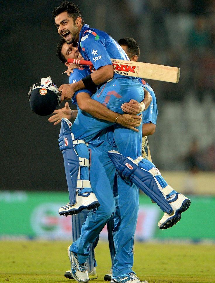 Kohli Came As Epitome of Positivity In India vs England ODI