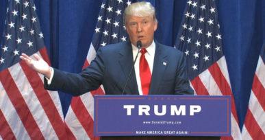 Trump-Announcement